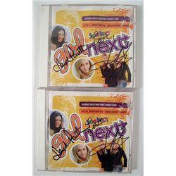 Hayden Panettiere/AJ Signed CD