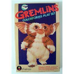 1984 Gremlins Colorform Set