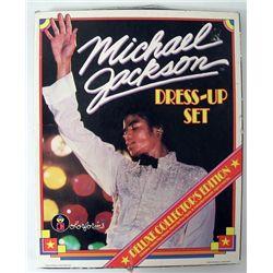 1984 Michael Jackson Colorforms Set