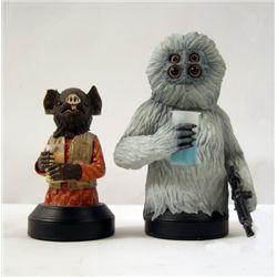 Star Wars LTD Gentle Giant Figurines
