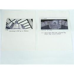 The Last Starfighter Storyboards
