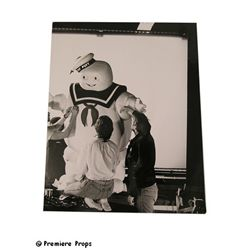 Richard Edlund Photo Stay Puft Ghostbusters Photo