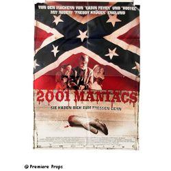 """2001 Maniacs"" German Poster"
