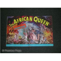 Hollywood Reporter African Queen Poster