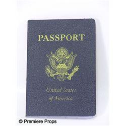 Leap Year Anna (Amy Adams) Passport Movie Props