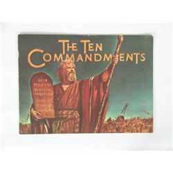Ten Commandments Original Program
