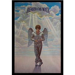 Heaven Can Wait - Oversized Teaser One-sheet Poster