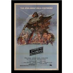 Star Wars: Episode V - The Empire Strikes Back - Original Release Style 'B' One-Sheet Poster