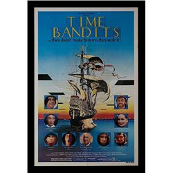 Time Bandits - Original 1981 Release One-Sheet Poster