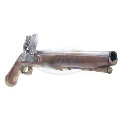 Alamo, The - Prop Flintlock Pistol