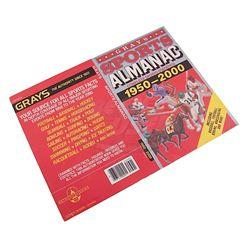 Back To The Future 2 - Backup Almanac Cover
