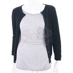Bad Teacher - Elizabeth's Sweater & Shirt (Cameron Diaz)