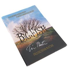 Big Fish - Tim Burton Autographed Press Kit