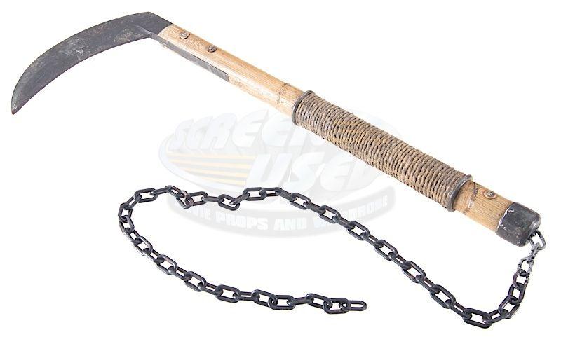 Last Samurai, The - Ninja's Sickle