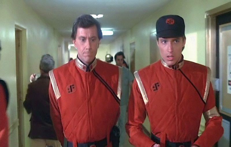 V: The Original Mini Series (TV) - Stevens' Security Officers Uniform