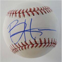 Washington Nationals Bryce Harper signed Rawlings Official Major League Baseball