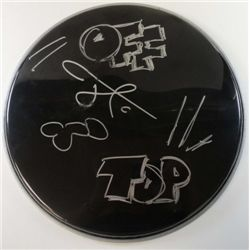 Tyler the Creater autographed plate/tray.