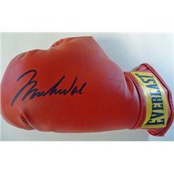 Muhammad Ali Autographed Everlast Boxing Glove.