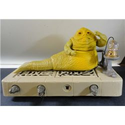 STAR WARS RETURN OF THE JEDI JABBA THE HUTT ACTION PLAYSET