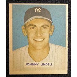 1949 BOWMAN #197  JOHNNY LINDELL  NM