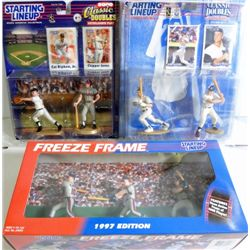 14 -Baseball Starting Line-Ups All in Original Packages