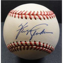 Fergie Jenkins Autographed Baseball.