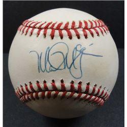 Mark McGwire Autographed Baseball.