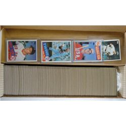 1985 Topps Baseball Complete Set.  NM/M
