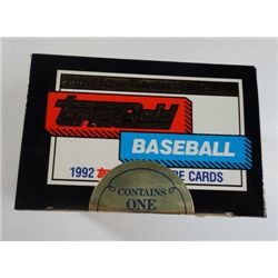 1992 Topps Traded Gold Set