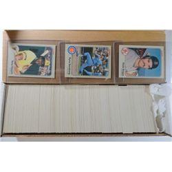 1983 Fleer Baseball Complete Set