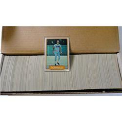 1982 Fleer Baseball Complete Set