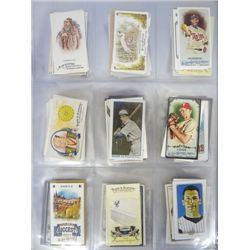 Group of 200 Mini Cards, Allen & Ginter, Gypsy Queen, T206 and more.  NM-MT.