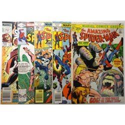 5 - The Amazing Spider-Man Comic Books.