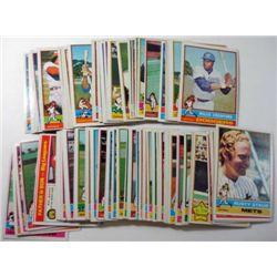 100 - 1976 Topps Baseball Cards  Beautiful NM