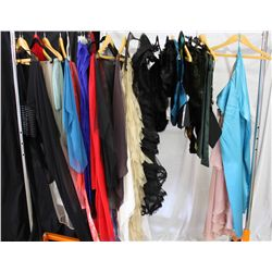 Lot assorted scarves, accessories & DRESSES