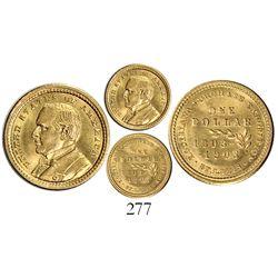 USA (Philadelphia mint), $1 Louisiana Purchase / McKinley, 1903.