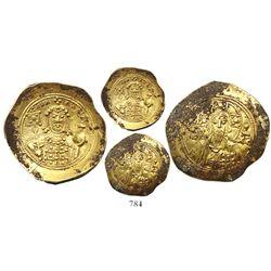 Byzantine Empire, AV scyphate histamenon nomisma, Michael VIII (1071-1078 AD).