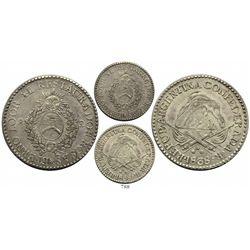 La Rioja, Argentina, 8 reales, 1838R.