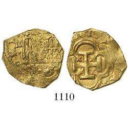 Seville, Spain, cob 2 escudos, 1619(G).