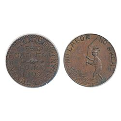 T. Church Token.
