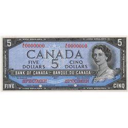 $5.00.