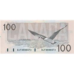 $100.00.