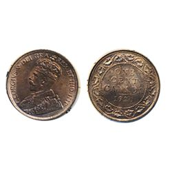 1920, Large Cent.