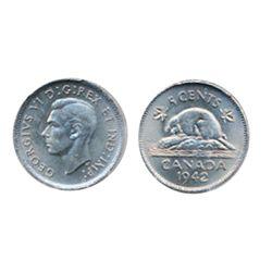 1942, Nickel.