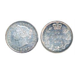 1870. Narrow 0.