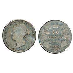 1872-H. Inverted A/V variety.