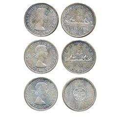 1953, NSF. 1961, 1964.
