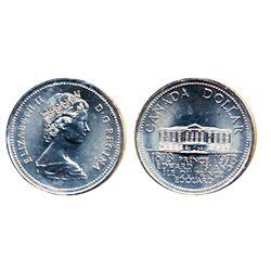 1973. Nickel.