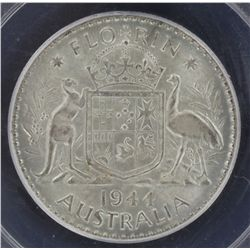 1944S Florin MS64