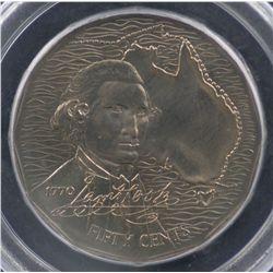 1970 50 Cent MS66